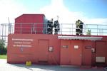 Brandsimulationsanlage Osterhofen