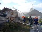 Brand Pferdepension Lermer